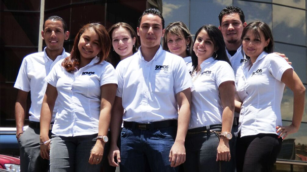Trabajar en Honduras