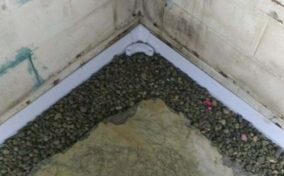 Basement Waterproofing Toledo - Drain Cleanout