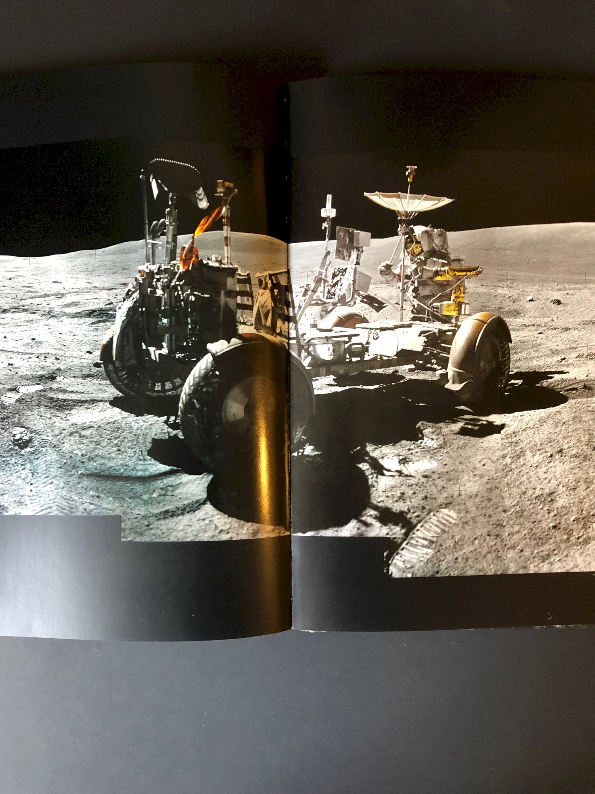 Full Moon Book By Michael Light: Apollo Missions