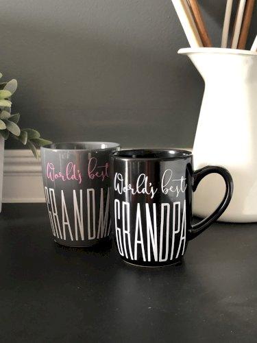 Wolrd's Best Nana coffee mug