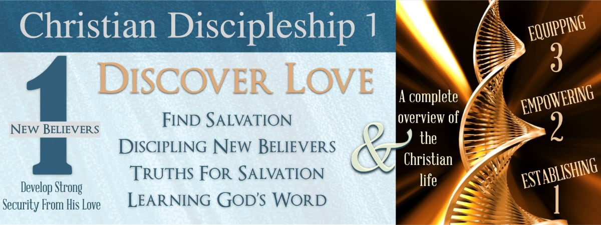 Discipleship 1: Develp strong security from His love
