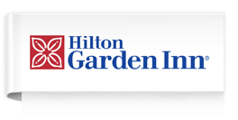 Donor: Hilton Garden Inn; Category: Around Town; Item Condition: New
