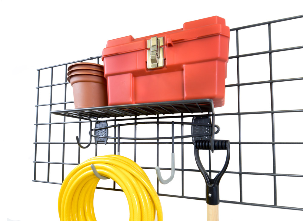 activity-organizer-grid-with-shelf-with-hook-close-up
