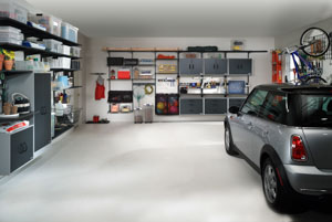 freedomRail-garage-storage-with-shelving-cabinets-baskets-and-hooks-for-all-garage-supplies