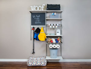 White-freedomRail-pet-storage-unit