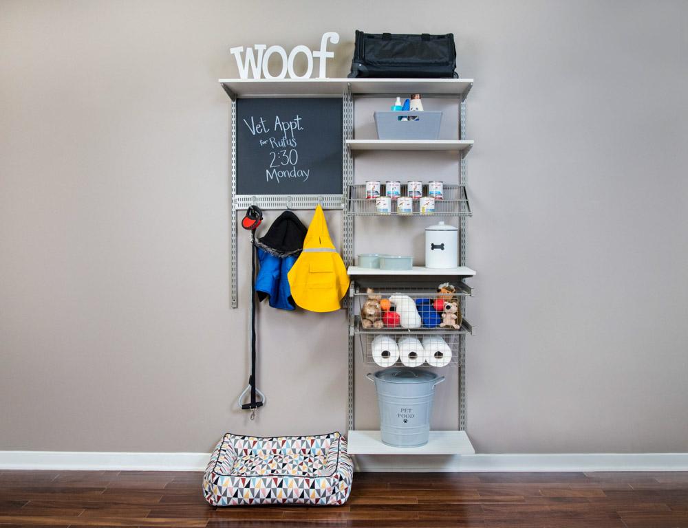 White-freedomRail-pet-storage-unit