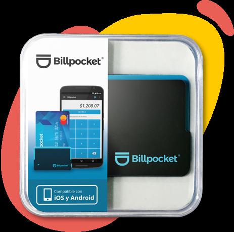 Lector Billpocket Bluetooth