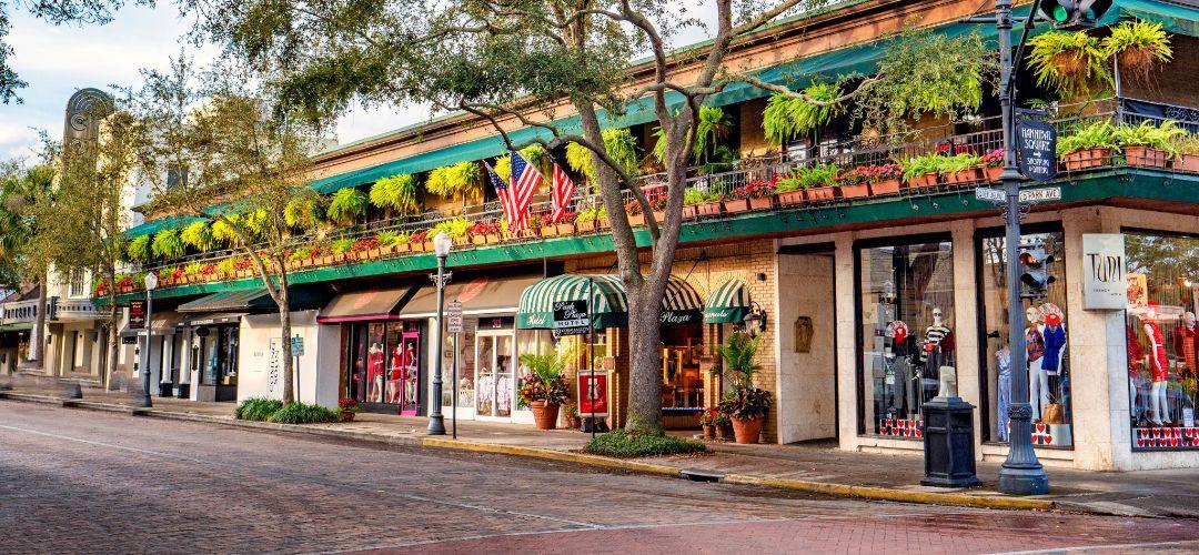 CONNAISSEZ-VOUS LE WINTER PARK EN FLORIDE ?