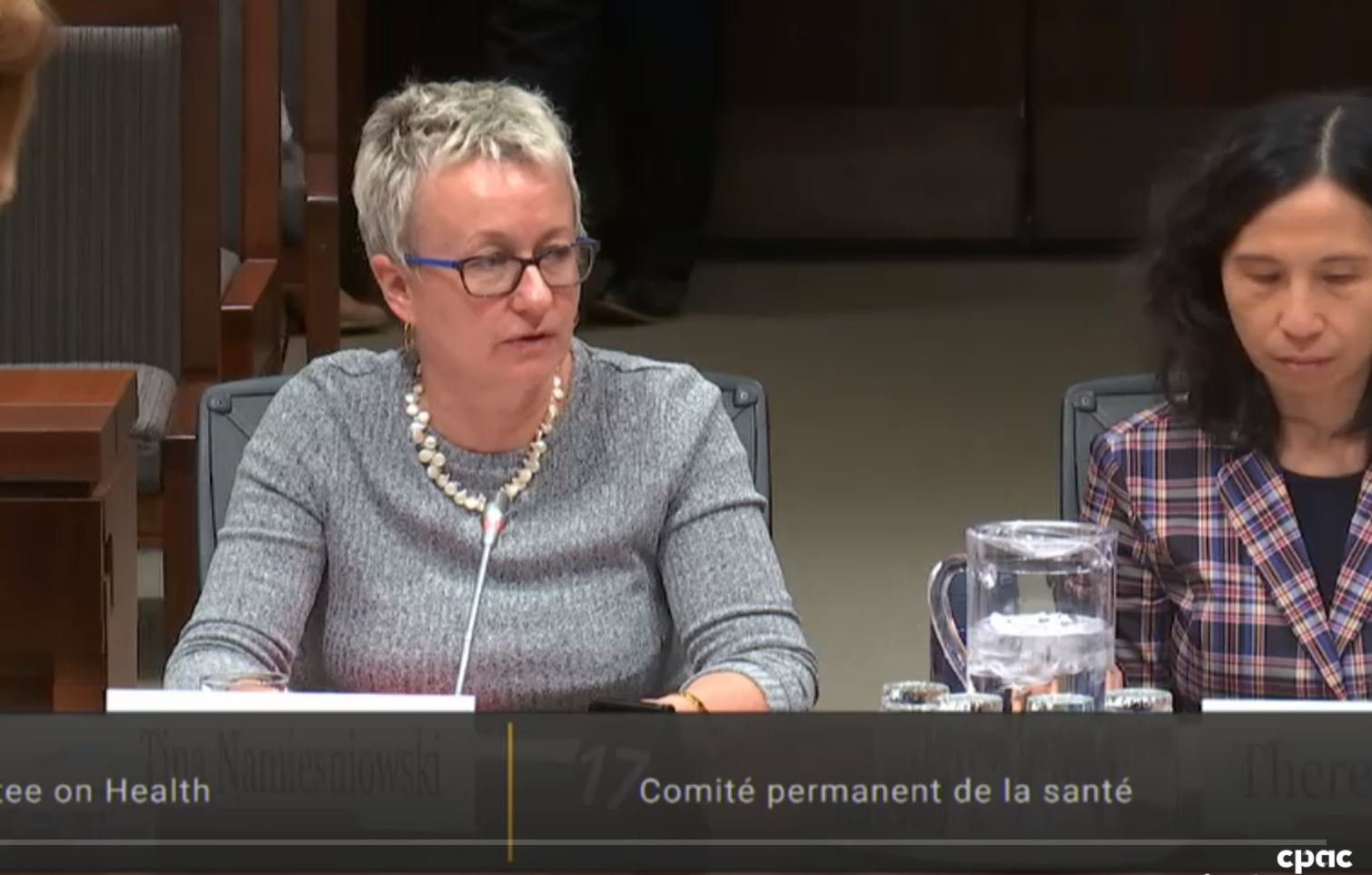 POURQUOI ? LA PRÉSIDENTE DE L'AGENCE DE LA SANTÉ PUBLIQUE DU CANADA DÉMISSIONNE :  VOICI LES EXPLICATIONS