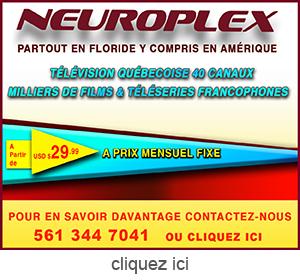 publicite pour Neuroplex