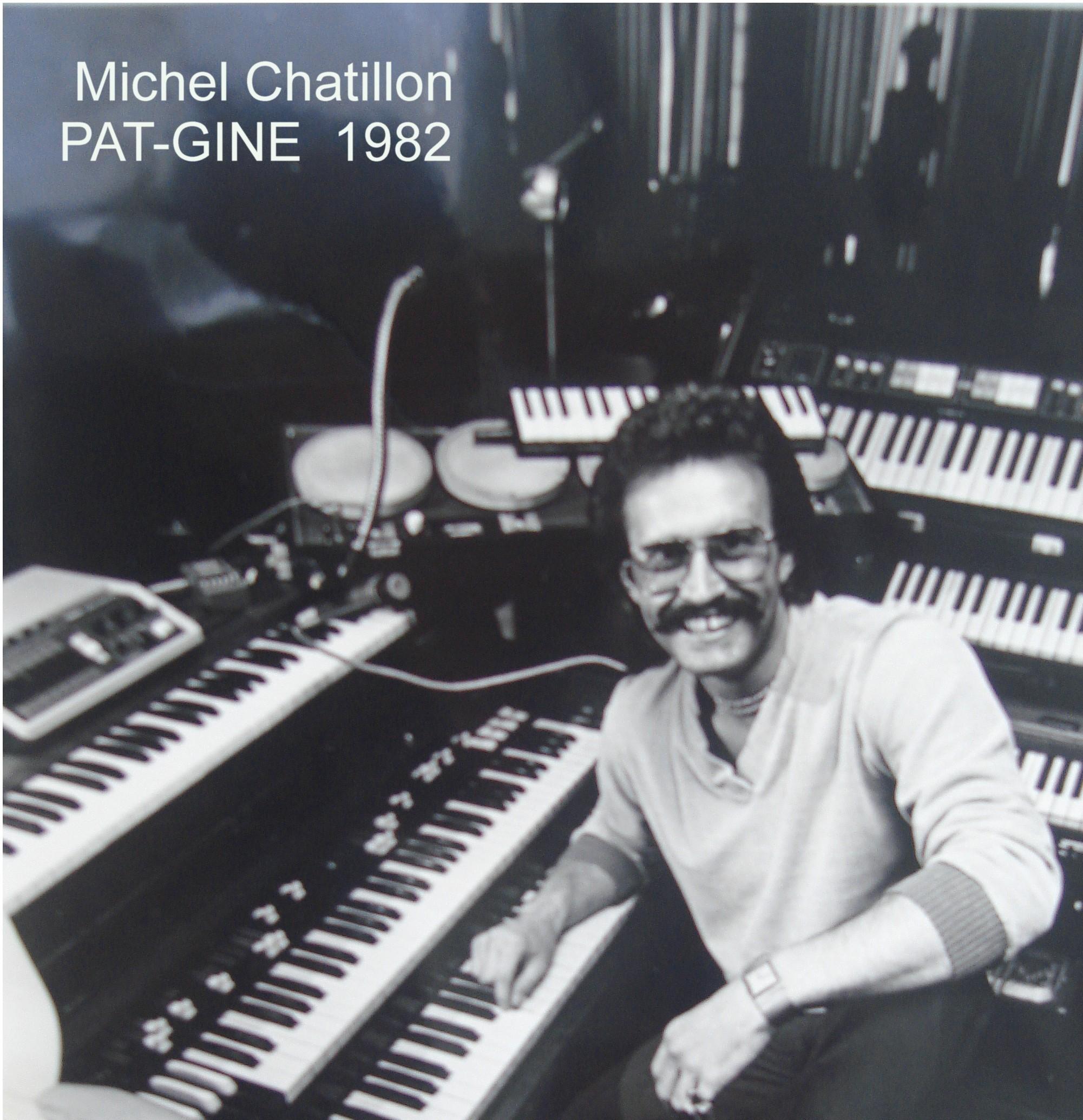 MICHEL CHATILLON, MUSICIEN UN AUTODIDACTE AVEC LA MUSIQUE DANS LE SANG
