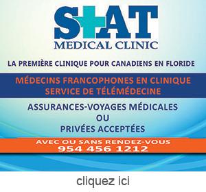 publicite pour la clinique stat