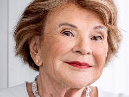 Madame Janette Bertrand 95 ans: l'égalité entre les femmes et les hommes, « J'en fait mon testament »