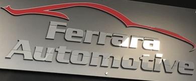 Ferrara Auto des réparations sous garantie et un service à domicile