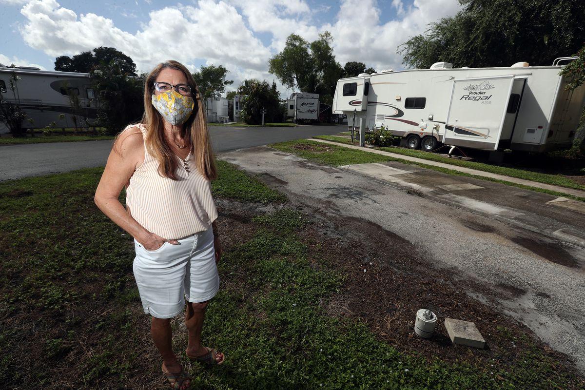 Voler vers le sud voici ce que des milliers de snowbirds en Floride ont  actuellement choisi de faire en toute sécurité au Soleil
