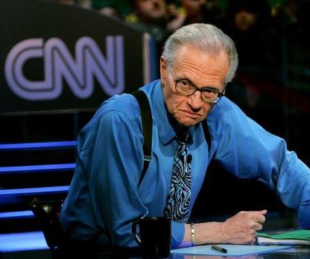Larry King l'icône du journalisme américain est décédé du Covid