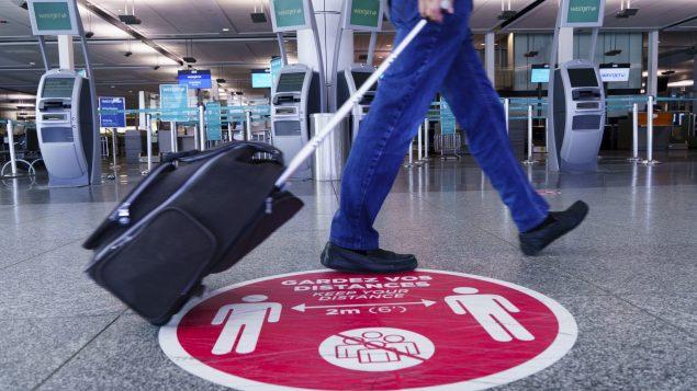 Le gouvernement fédéral envisage une quarantaine obligatoire dans les hôtels avec moins de .05 pour/cent de voyageurs infectés selon l'Agence de la santé publique