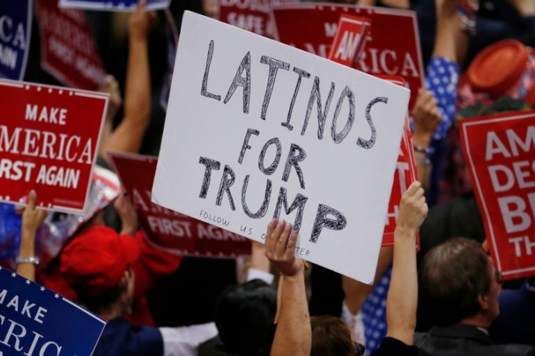 Les latinos patriotas aussi fidèle à Trump ne veulent rien entendre du socialiste démocrate de Biden en Floride
