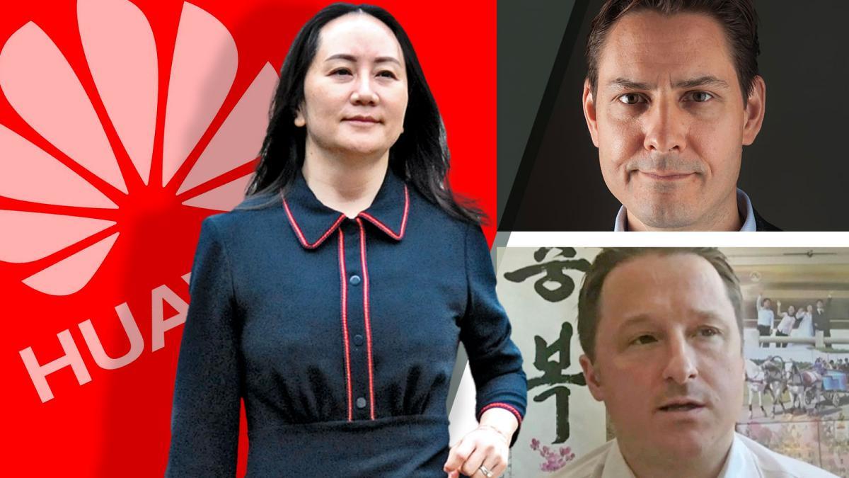Michael Spavor et Michael Kovrig détenus pendant + de 1000 jours en Chine sont enfin arrivés au Canada.