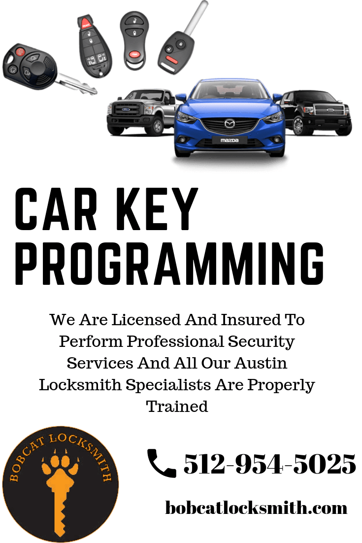 Car Key Replacement Austin Tx | Key Programming Austin Tx