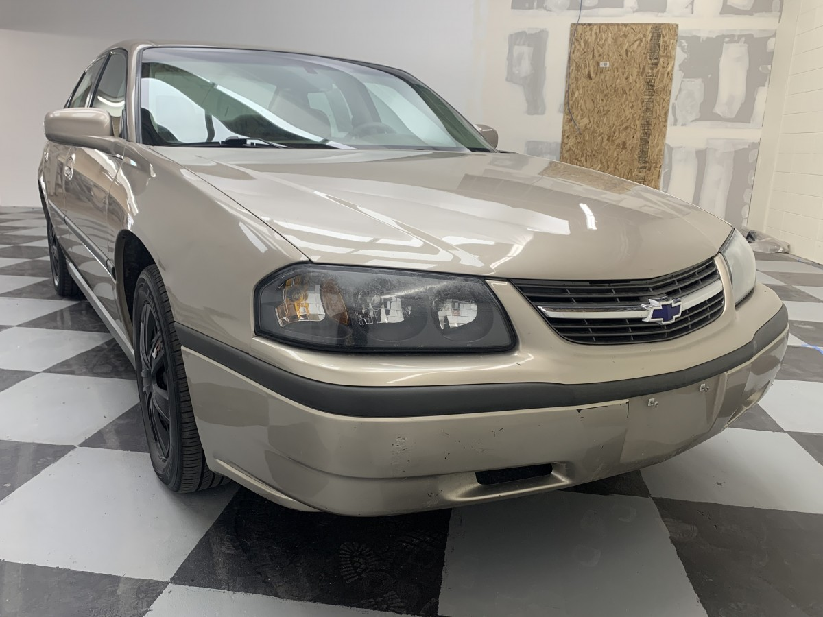 2003 Chevrolet Impala 3.4L 6 Cylinders