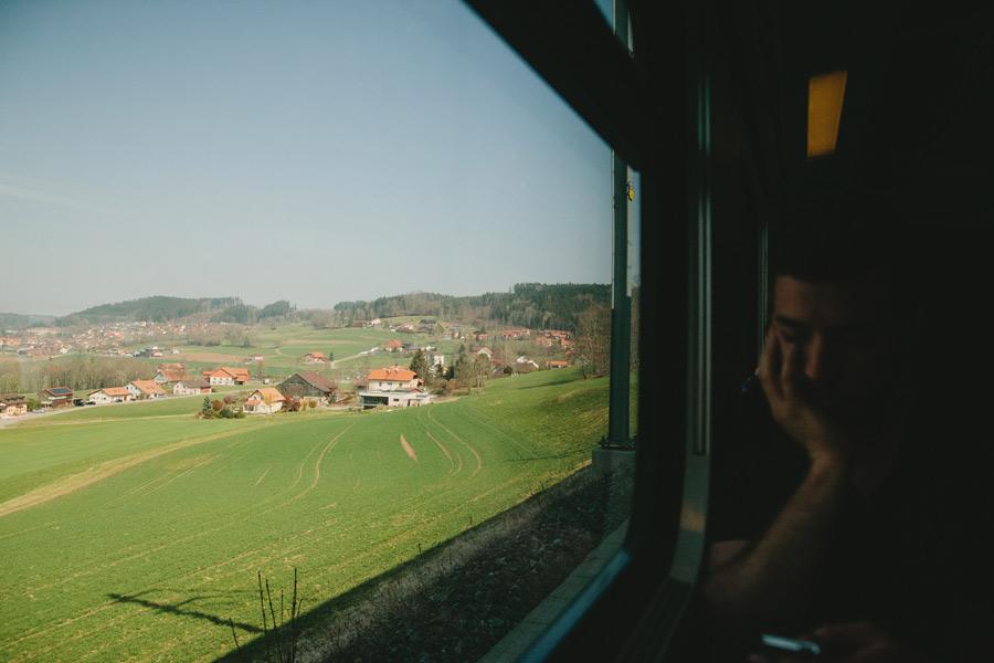switzerland-by-train
