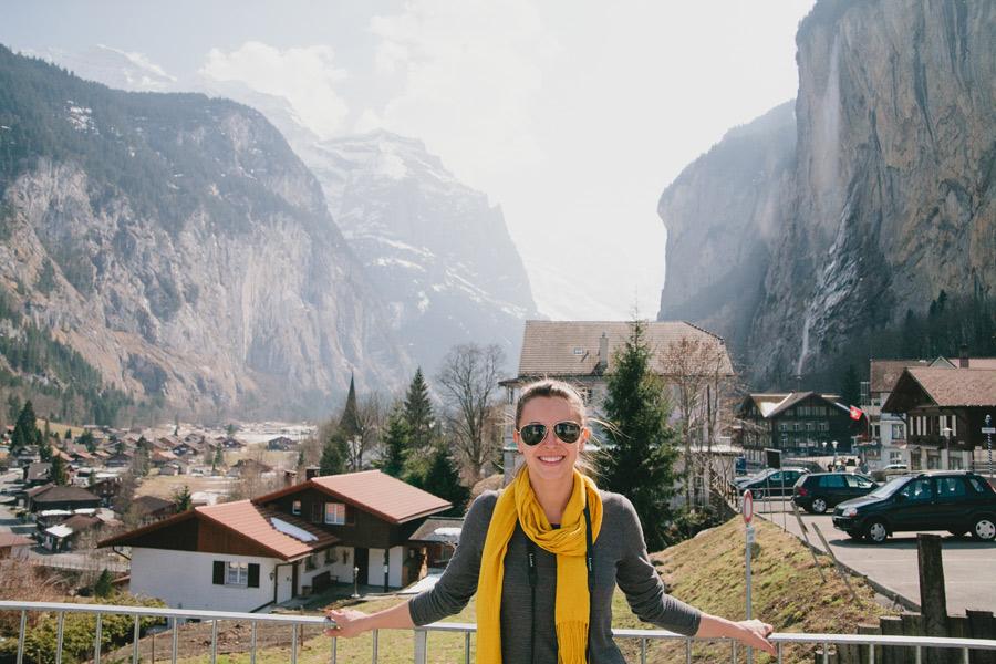 woman-in-lauterbrunnen-valley