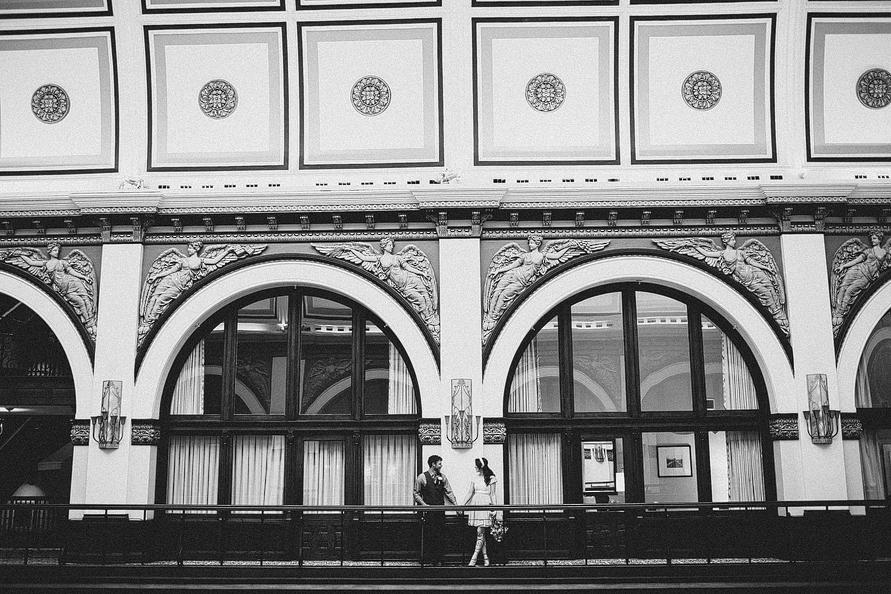 union-station-nashville-elopement