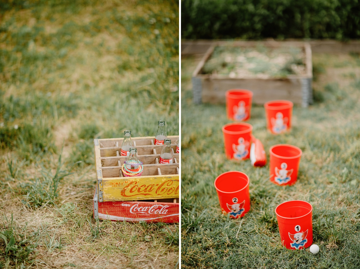 ring toss game for nashville wedding activities