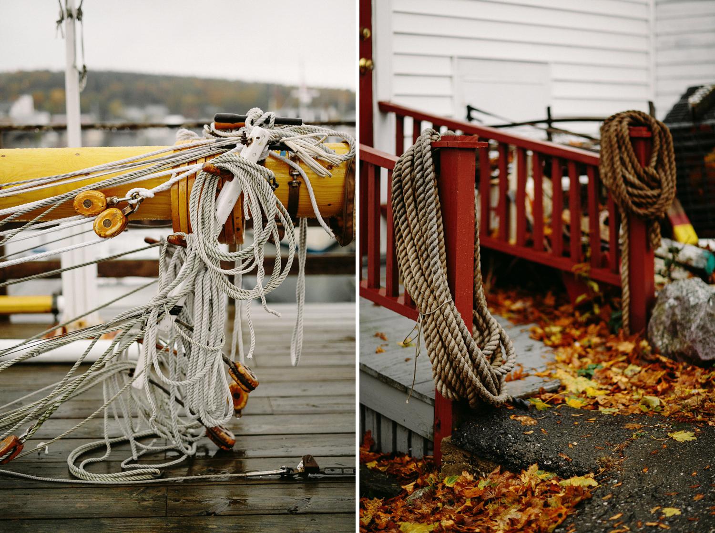 fishing-rope