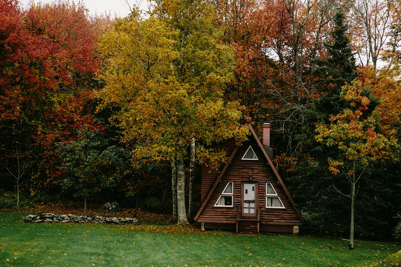 new-england-a-frame-cabin