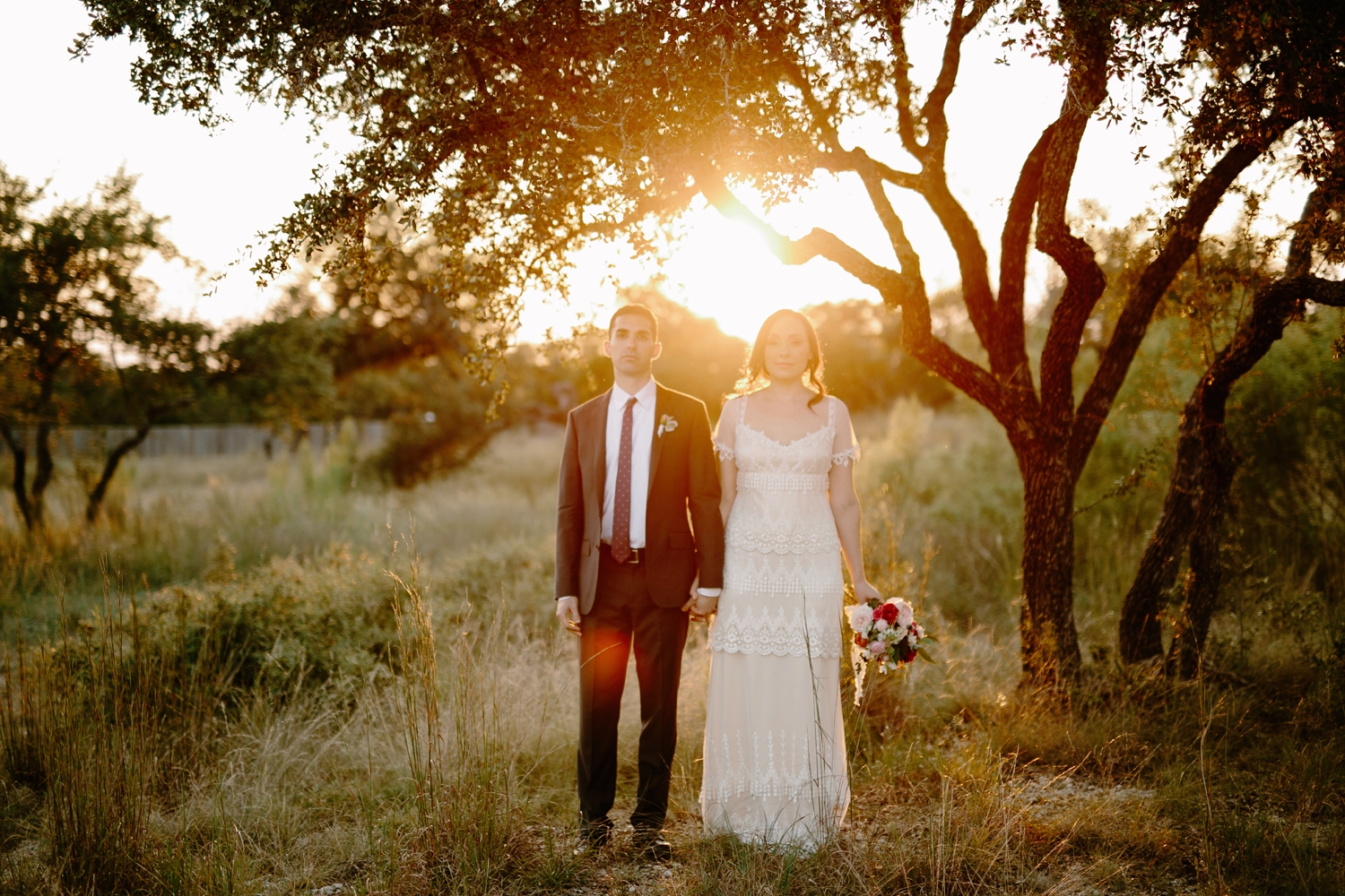 texas-wedding-sunset