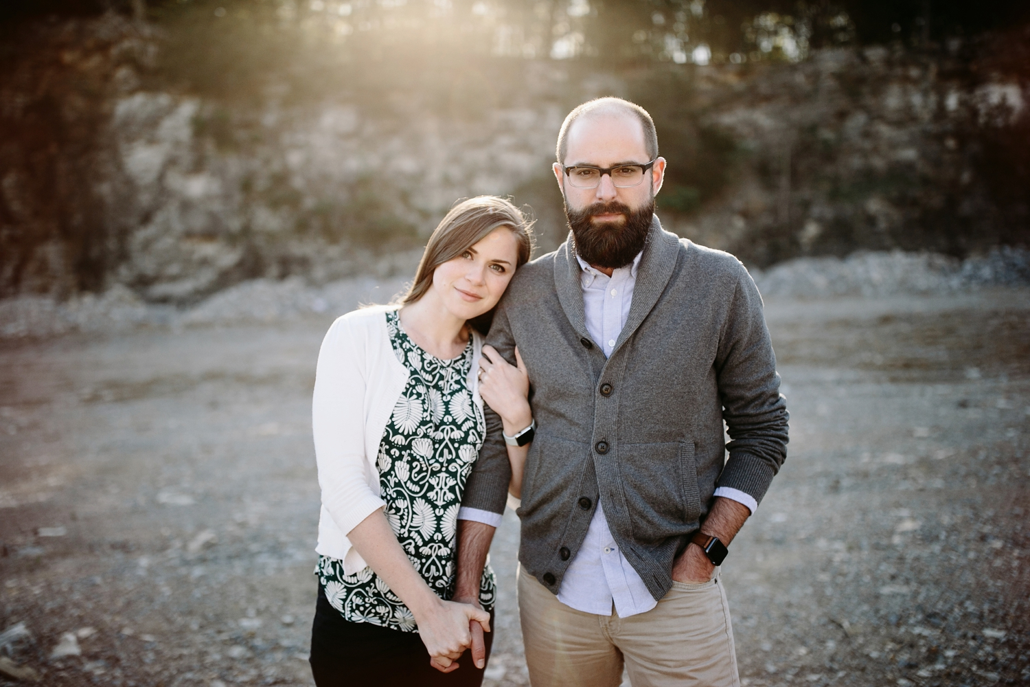 sweater ideas for engagement session