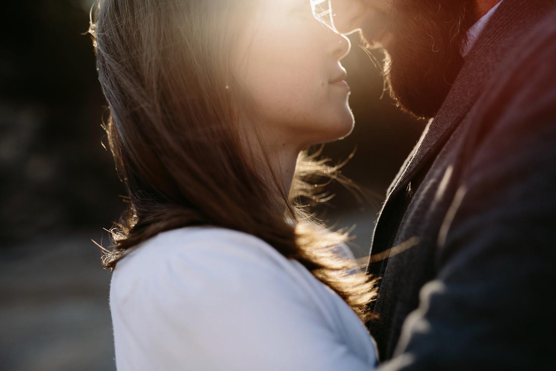 sun flare love