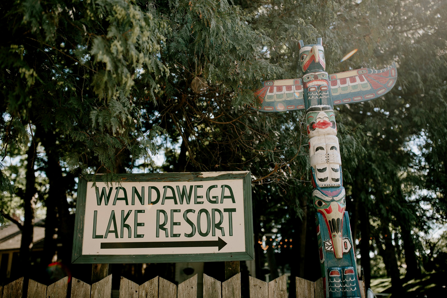 Wandawega Lake Resort