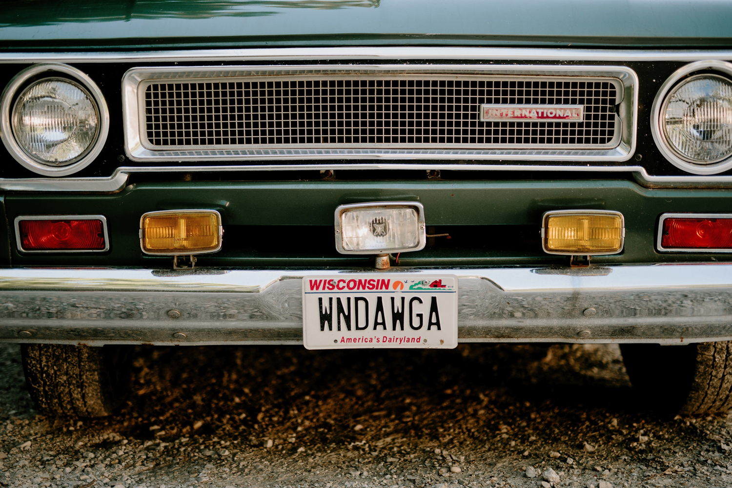 camp wandawega car
