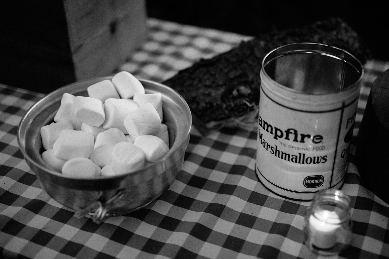 campfire marshmellows