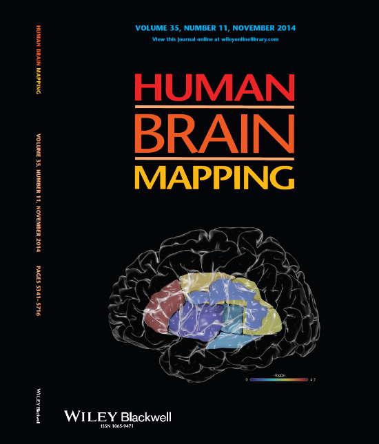 Human Brain Mapping cover