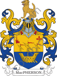 Image result for macpherson family crest