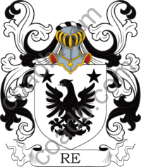Family Crest Digital JPG Image