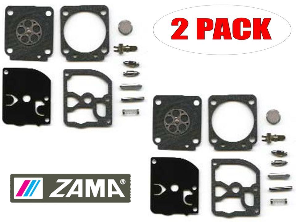 Zama 2 Pack RB-118 Carburetor Repair Kits