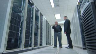 Beauty and High Performance Computing Under Glass