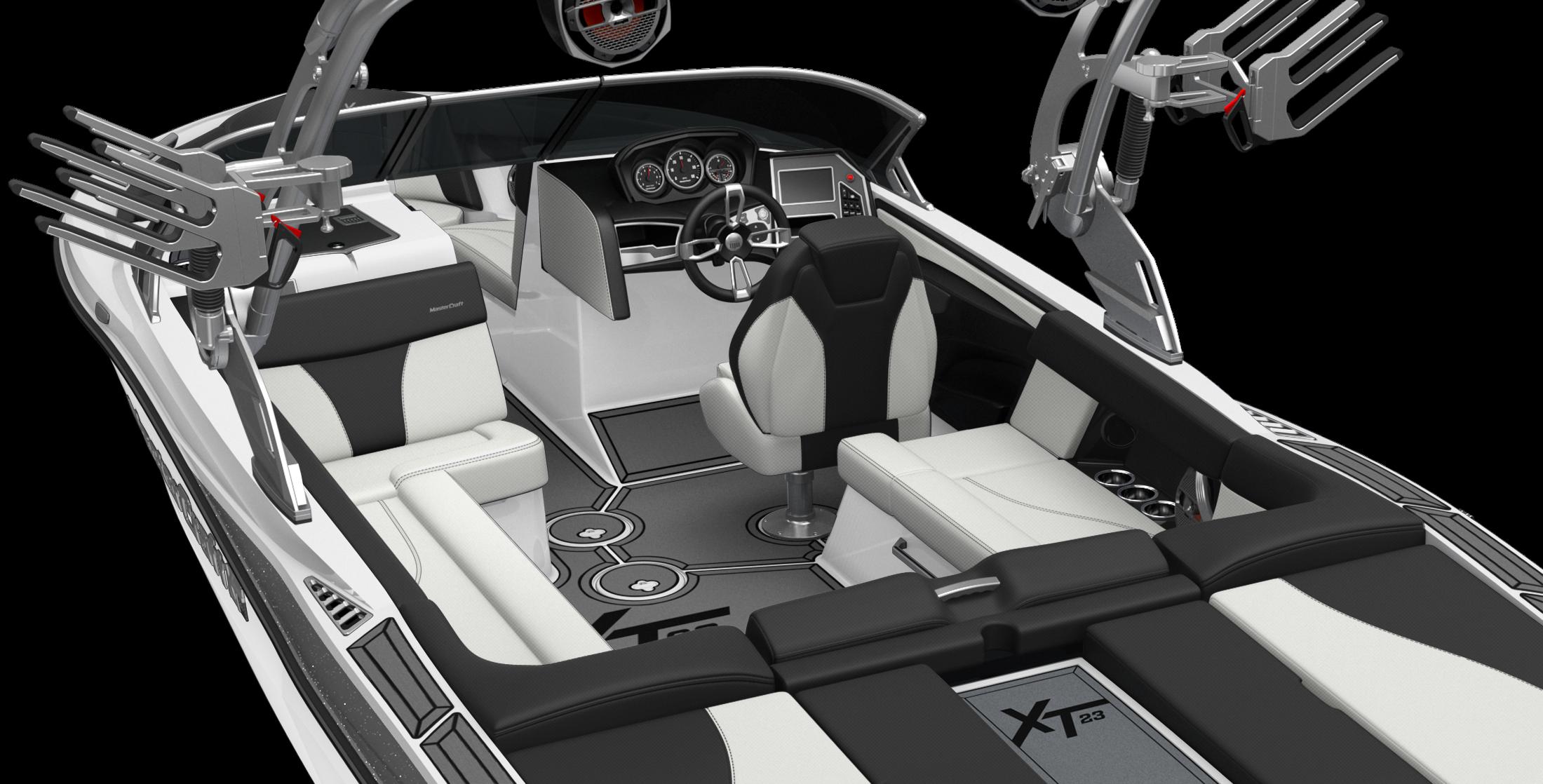 2021 Mastercraft XT23 Image 6
