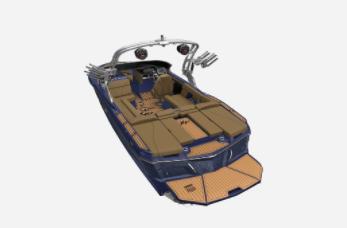 2021 Mastercraft XT23 Image 3