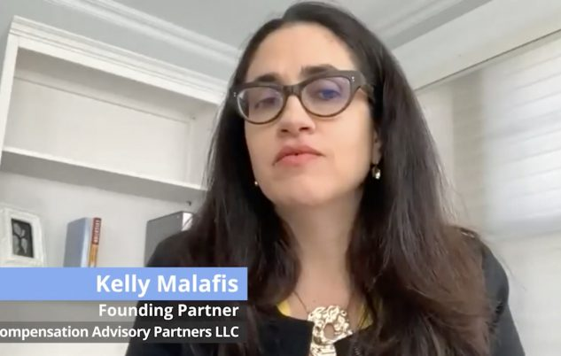 Kelly Malafis Discusses Executive Compensation at NACD Leading Minds of Compensation