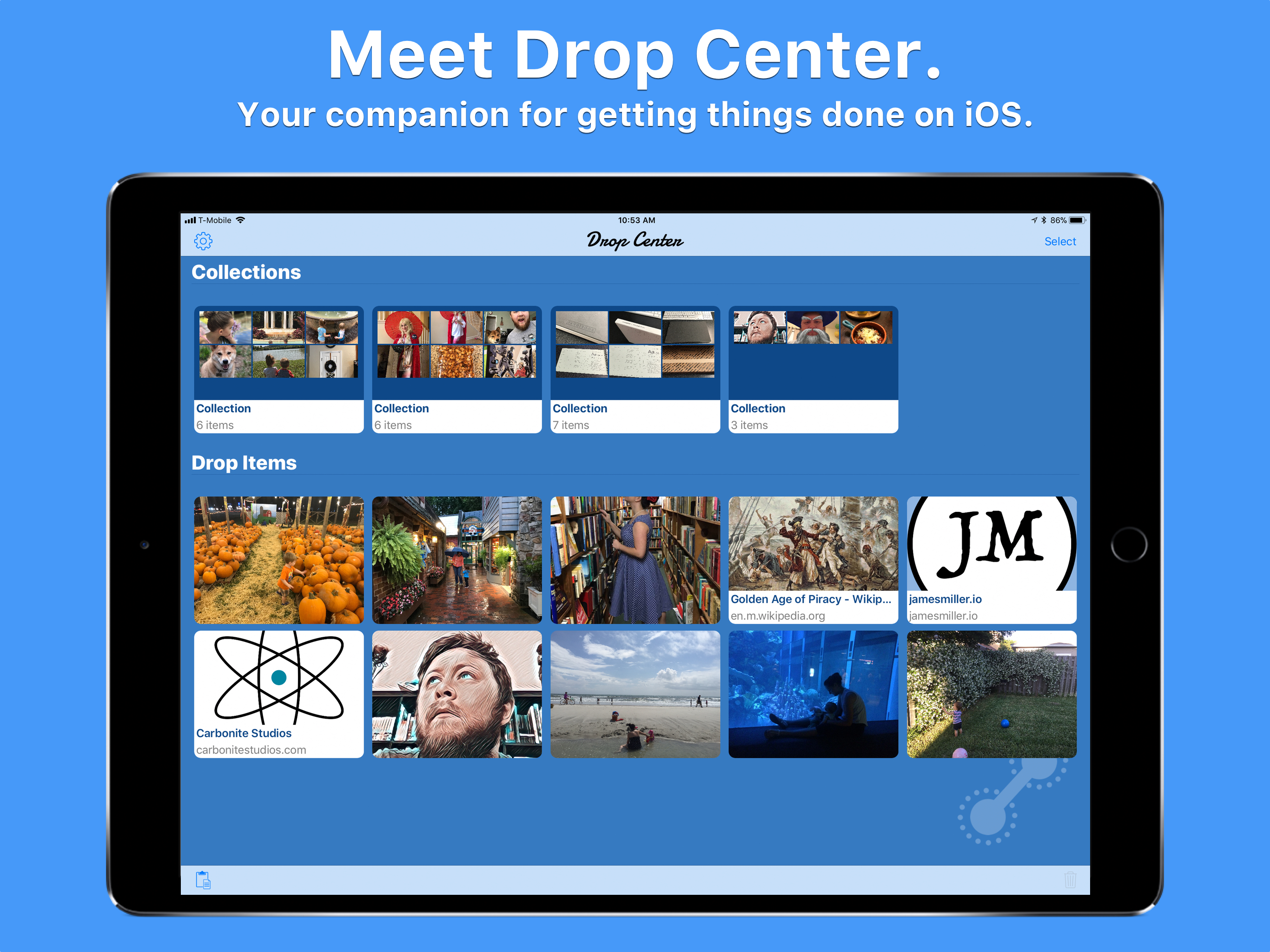 Meet Drop Center