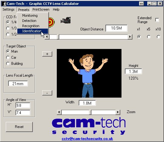 RECOMMENDED: Excellent freeware lens calculator! - Installation Help