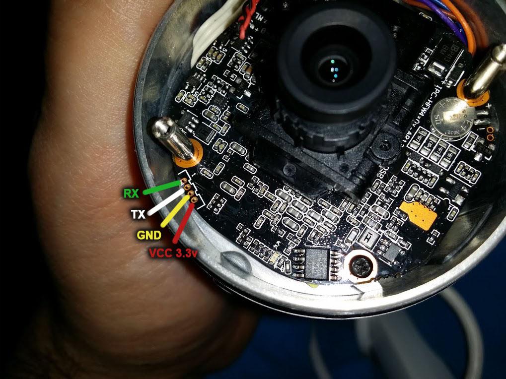 Unbricking your Dahua IP camera (Tips, Tricks & Firmware) - IP