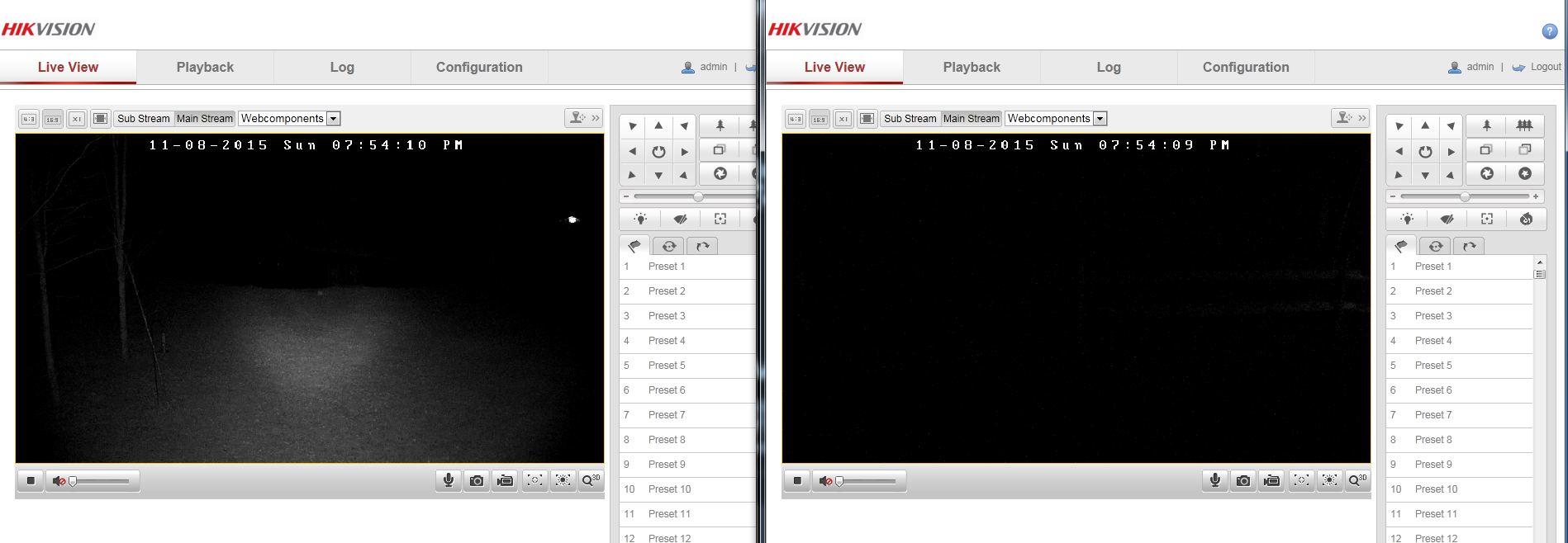 hikvision IR problem - Security Cameras - CCTVForum com
