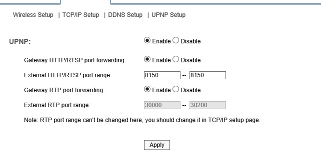 DDNS without port number redirecting to Modem Router Page - General